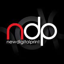 New Digital Print Logo