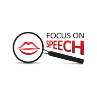 Focus on Speech Logo